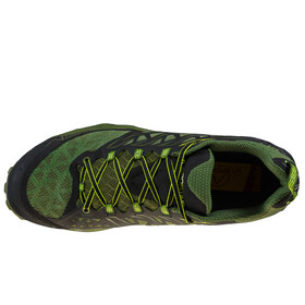 La Sportiva Akyra Zapatillas running Hombre, olive/neon